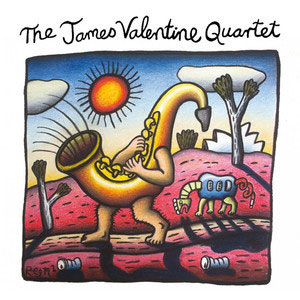 James-Valentine-Quartet